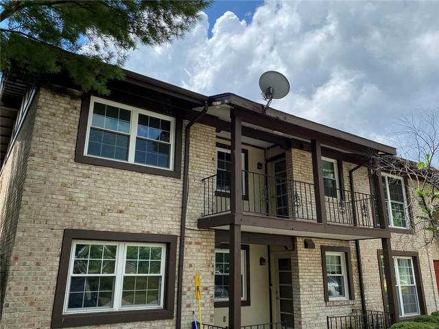 11881 Cresta Verde Drive G, St Louis, MO 63146 (#21045888) :: Clarity Street Realty