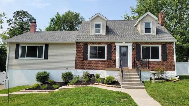 920 Poplar Drive, St Louis, MO 63125 (#21045934) :: Clarity Street Realty