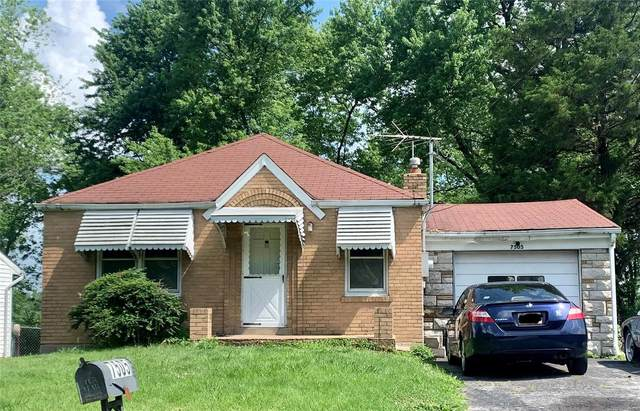 7505 Rowles Avenue, St Louis, MO 63135 (#21045940) :: Parson Realty Group
