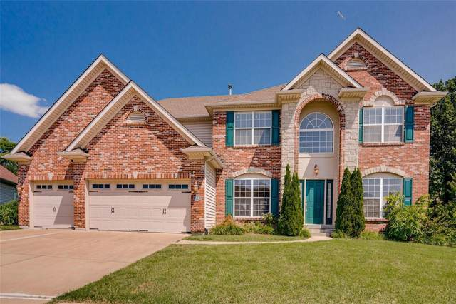 44 Towerbridge Place, Saint Charles, MO 63303 (#21045952) :: Parson Realty Group
