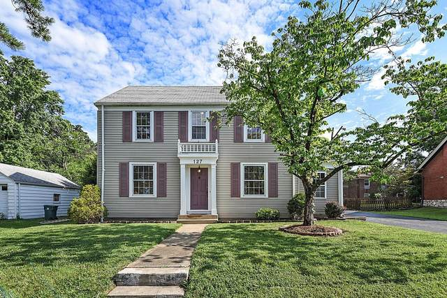 127 W Rose Hill Avenue, St Louis, MO 63122 (#21045989) :: The Becky O'Neill Power Home Selling Team