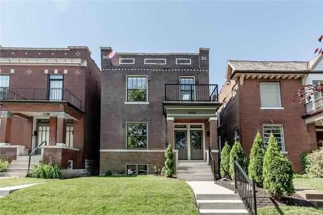 3944 De Tonty Street, St Louis, MO 63110 (#21046020) :: Parson Realty Group
