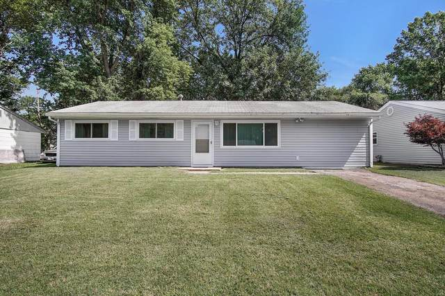 8811 Parkdale Drive, Caseyville, IL 62232 (#21046027) :: Fusion Realty, LLC