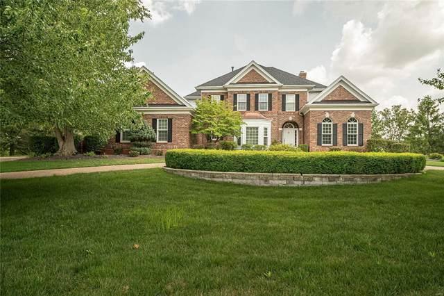 490 Rosslare Drive, Weldon Spring, MO 63304 (#21046139) :: PalmerHouse Properties LLC