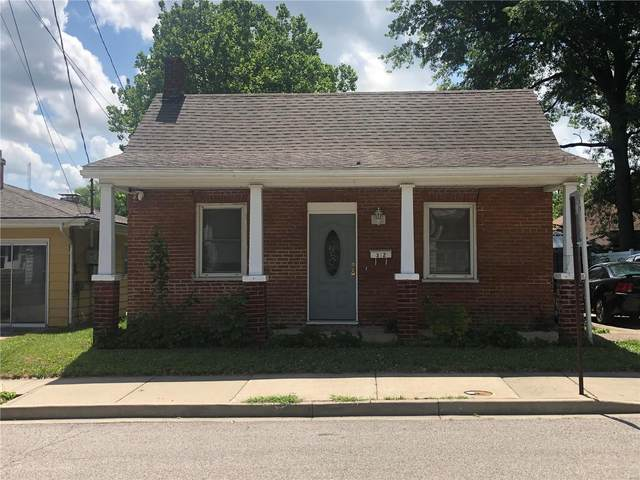 312 S 10th, Belleville, IL 62220 (#21046207) :: Fusion Realty, LLC