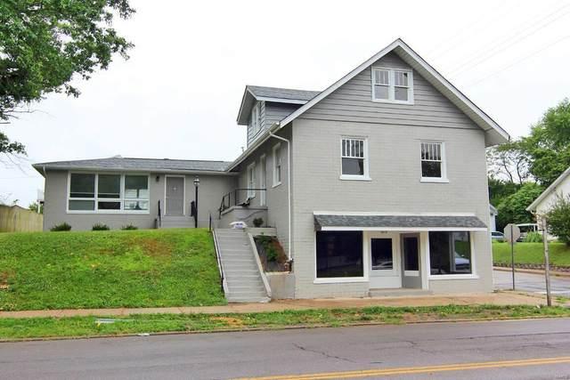 401 SW End Boulevard, Cape Girardeau, MO 63703 (#21046225) :: Clarity Street Realty