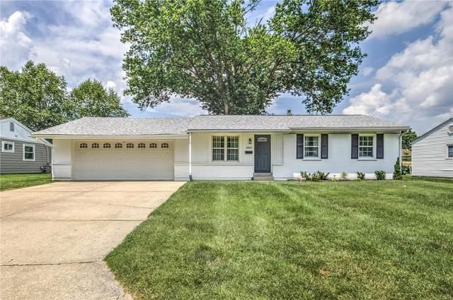 503 Briscoe Avenue, O'Fallon, MO 63366 (#21046266) :: Kelly Hager Group | TdD Premier Real Estate
