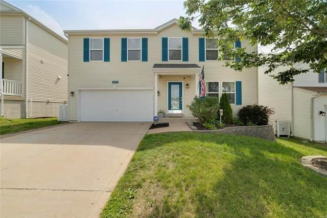 1282 Oakholt, Herculaneum, MO 63048 (#21046291) :: The Becky O'Neill Power Home Selling Team