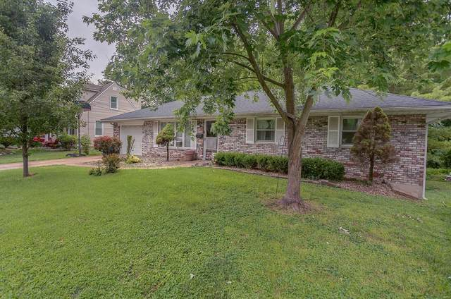 307 Sumner, Collinsville, IL 62234 (#21046340) :: Clarity Street Realty