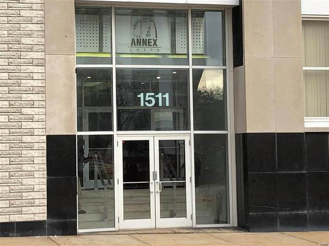 1511 Locust #404, St Louis, MO 63103 (#21046365) :: Friend Real Estate
