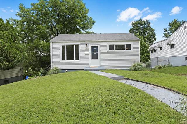 1510 Brock Street, St Louis, MO 63139 (#21046479) :: Reconnect Real Estate