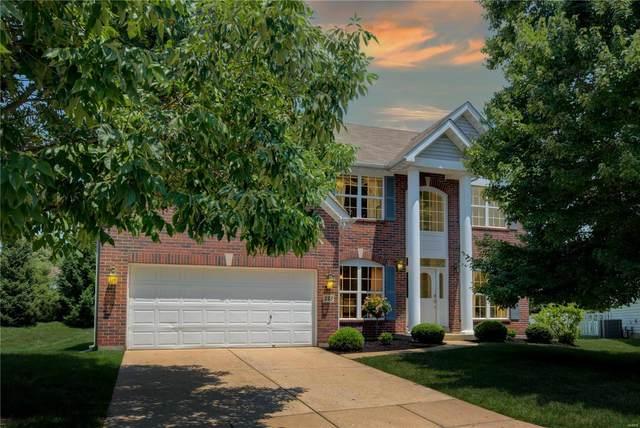 333 Carr Manor, Ballwin, MO 63021 (#21046492) :: Parson Realty Group