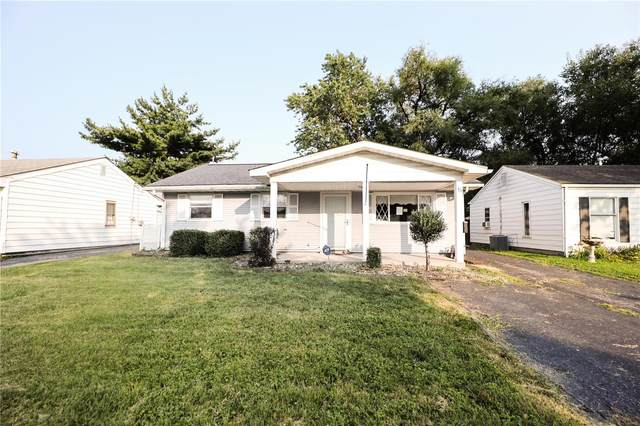 15 Briarcliff, Granite City, IL 62040 (#21046569) :: Parson Realty Group