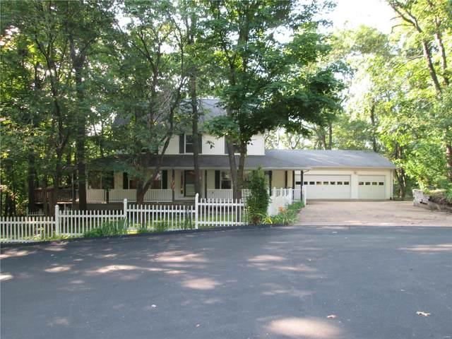 5533 Lamprecht Lane, House Springs, MO 63051 (#21046677) :: Blasingame Group | Keller Williams Marquee