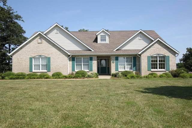 5323 Wild Oak Lane, Smithton, IL 62285 (#21046683) :: Clarity Street Realty