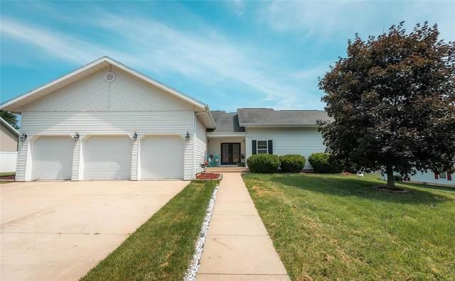 106 Jared Street, Waynesville, MO 65583 (#21046731) :: Parson Realty Group
