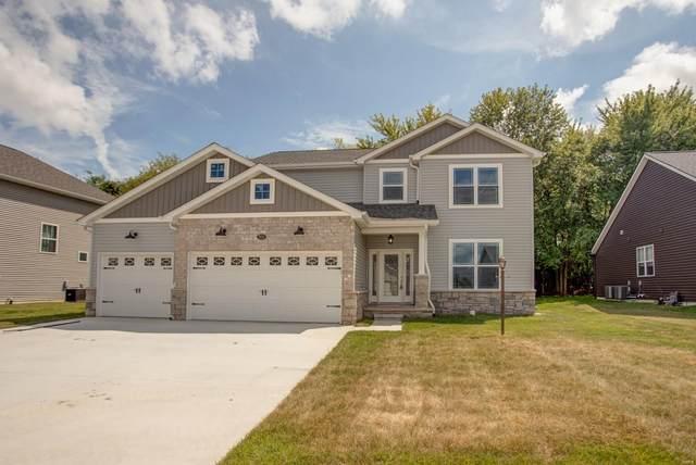 1125 Pisa Drive, Caseyville, IL 62232 (#21046740) :: Mid Rivers Homes