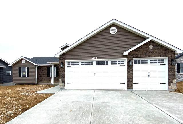 232 Huntleigh Parkway, Wentzville, MO 63385 (#21046758) :: Parson Realty Group