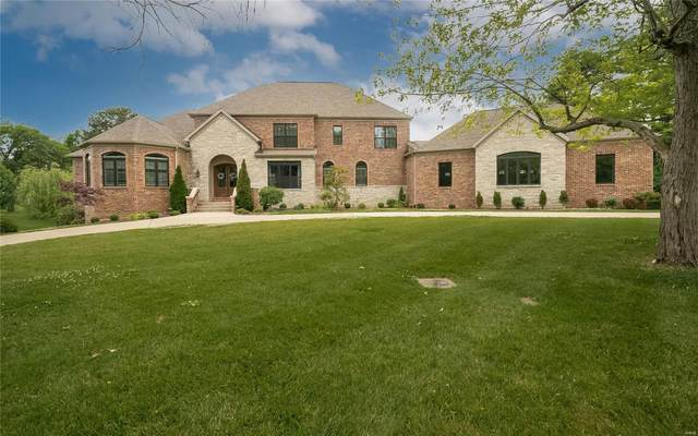 22 Williamsburg Estates Drive, Town and Country, MO 63131 (#21046759) :: Peter Lu Team
