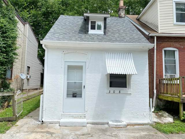 308 N First Street, Belleville, IL 62220 (#21046823) :: Fusion Realty, LLC