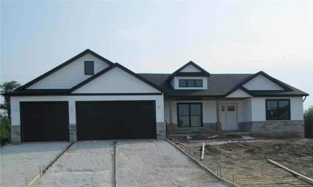 100 Eisenhower Blvd. Boulevard, Troy, IL 62294 (#21046824) :: Parson Realty Group