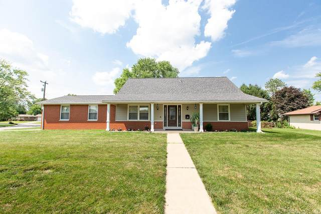 307 Westfield Drive, O'Fallon, IL 62269 (#21046837) :: Parson Realty Group