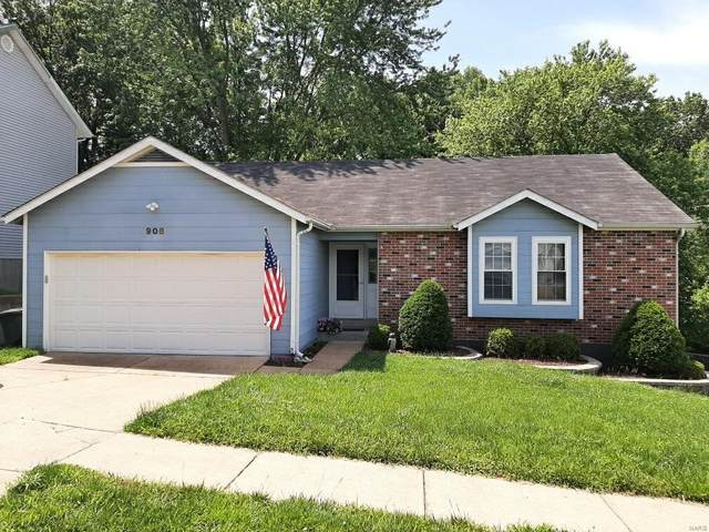908 Mill Creek, Imperial, MO 63052 (#21046877) :: Parson Realty Group