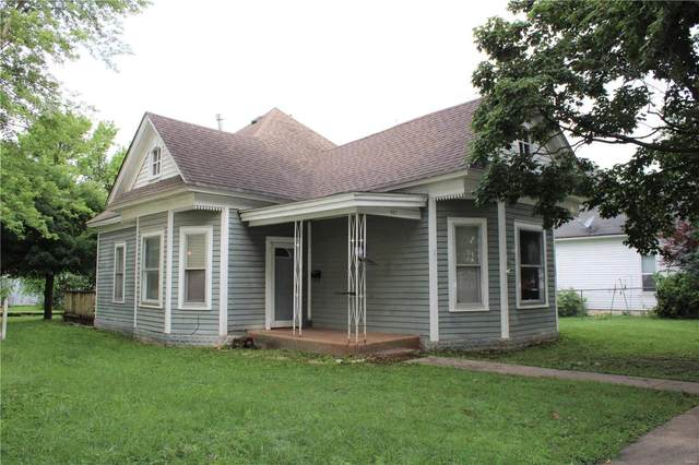207 N 5th, Elsberry, MO 63343 (#21046908) :: Clarity Street Realty