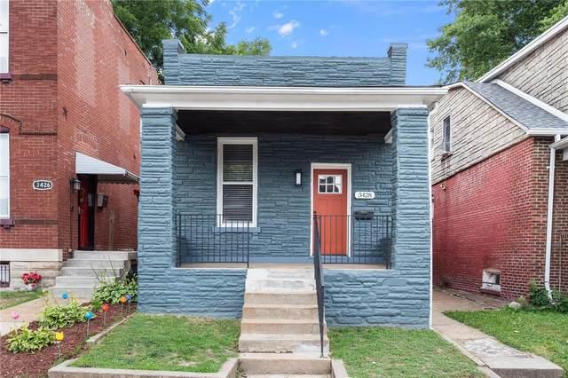 3428 Minnesota Avenue, St Louis, MO 63118 (#21046990) :: Kelly Hager Group | TdD Premier Real Estate