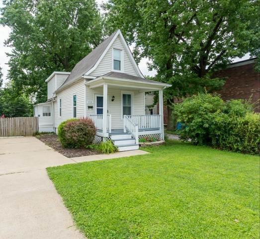 3318 Greenwood Boulevard, St Louis, MO 63143 (#21047022) :: Clarity Street Realty