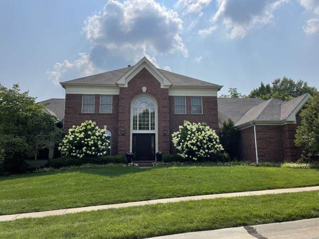 347 Pine Bend Drive, Chesterfield, MO 63005 (#21047043) :: Reconnect Real Estate