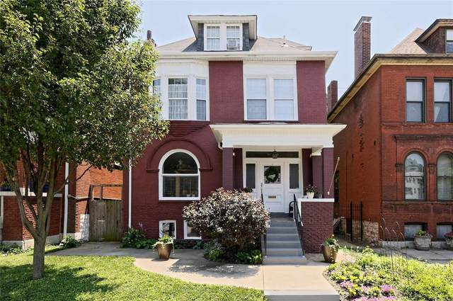 3530 Shenandoah Avenue, St Louis, MO 63104 (#21047061) :: Parson Realty Group