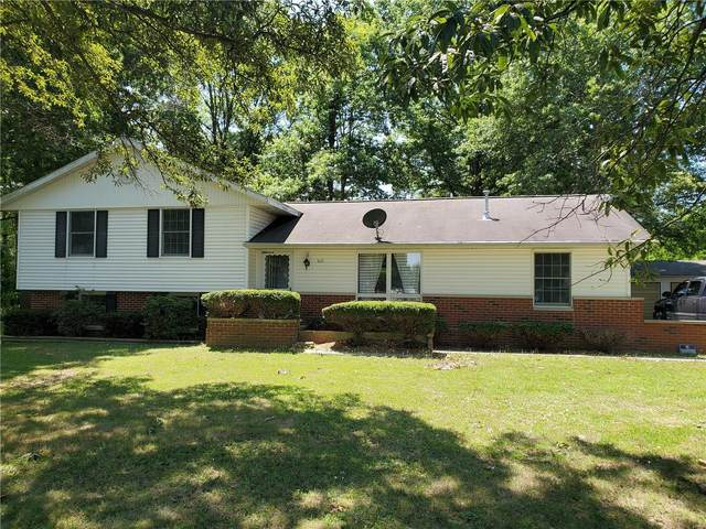 509 E Chestnut, PERCY, IL 62272 (#21047086) :: Parson Realty Group