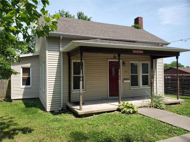 310 N Maple, SPARTA, IL 62286 (#21047098) :: Parson Realty Group