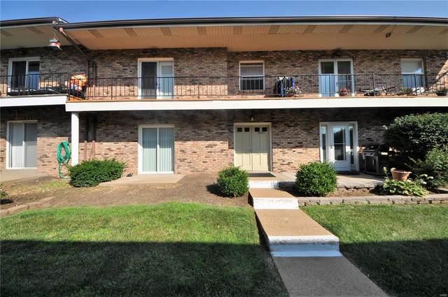 6904 Colonial Woods Drive #100, St Louis, MO 63129 (#21047120) :: Krista Hartmann Home Team