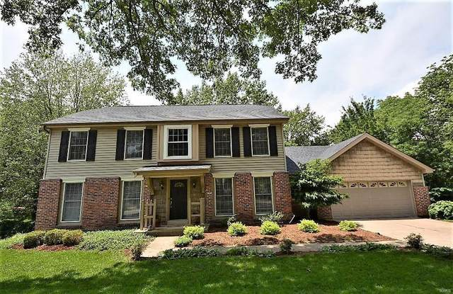 1933 Chermoore Court, Chesterfield, MO 63017 (#21047181) :: Blasingame Group   Keller Williams Marquee