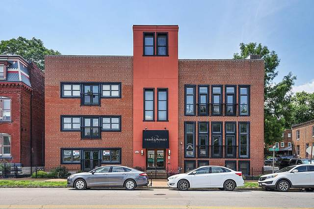 2401 S 12th #201, St Louis, MO 63104 (#21047202) :: RE/MAX Professional Realty