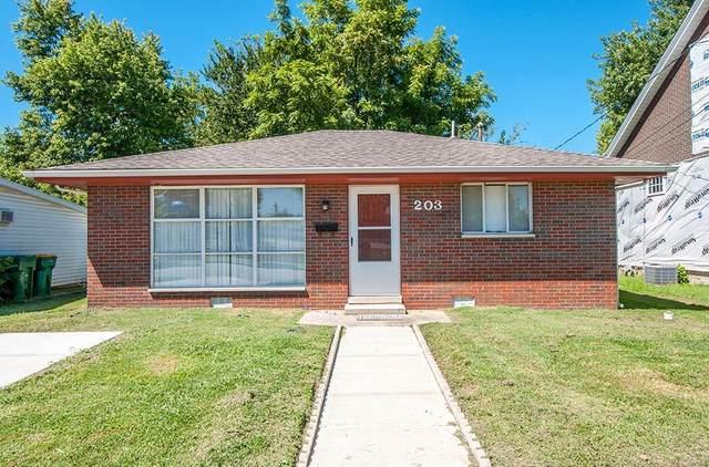 203 S Oak Street, O'Fallon, IL 62269 (#21047221) :: Parson Realty Group