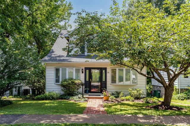 744 Greeley Avenue, St Louis, MO 63119 (#21047256) :: Clarity Street Realty