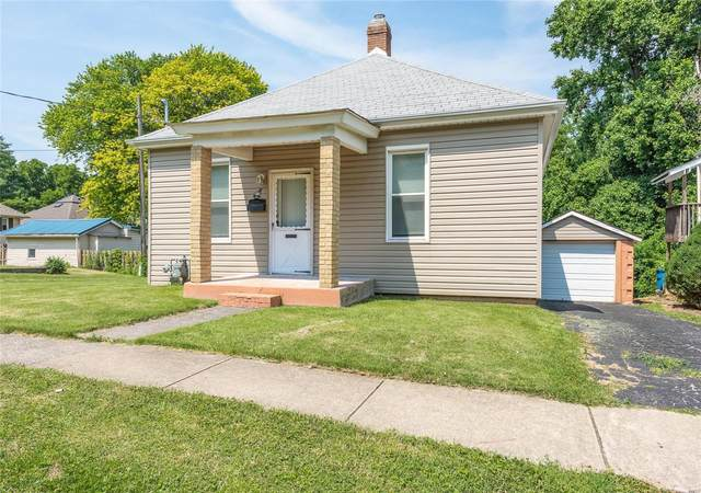 311 Summit Avenue, Collinsville, IL 62234 (#21047280) :: Parson Realty Group