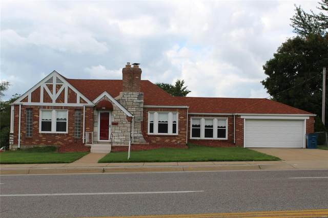 9202 Gravois Road, St Louis, MO 63123 (#21047326) :: Parson Realty Group