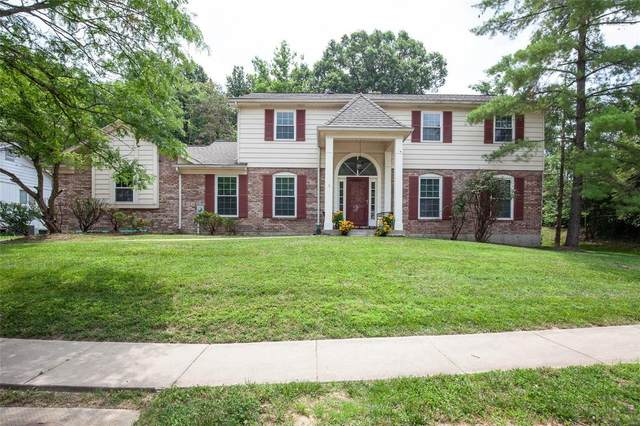 14962 Royalbrook, Chesterfield, MO 63017 (#21047358) :: Parson Realty Group