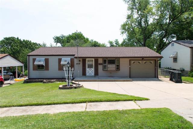 5110 Ville Maria, Hazelwood, MO 63042 (#21047364) :: Parson Realty Group