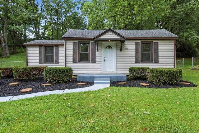 7500 Blanding, St Louis, MO 63135 (#21047379) :: Parson Realty Group
