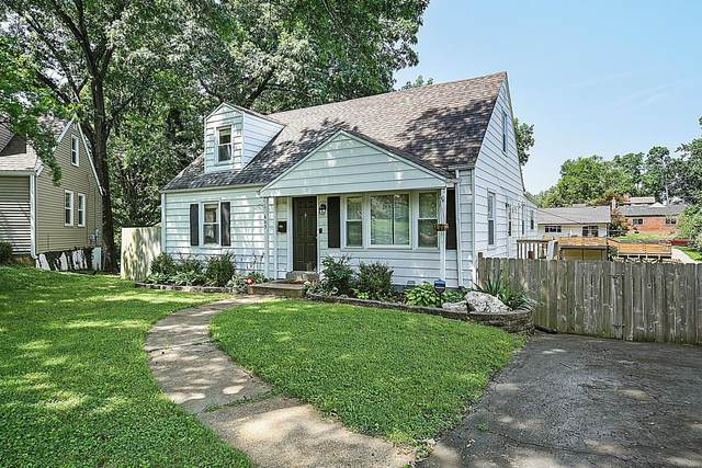409 Belvedere, St Louis, MO 63122 (#21047383) :: Parson Realty Group