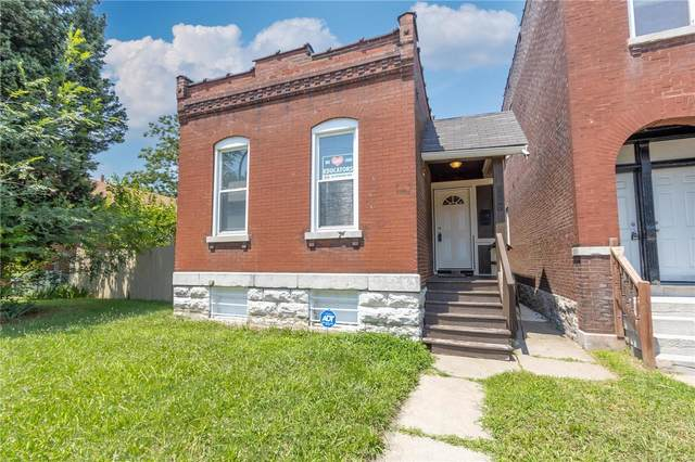 3425 Montana Street, St Louis, MO 63118 (#21047414) :: St. Louis Finest Homes Realty Group