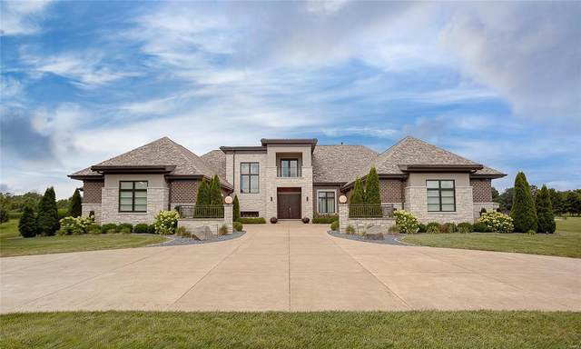 105 Yorkshire Court, Troy, IL 62294 (#21047418) :: Parson Realty Group