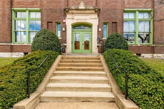 4242 Laclede Avenue #119, St Louis, MO 63108 (#21047436) :: Terry Gannon   Re/Max Results