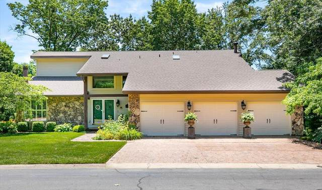 320 Jubaka Drive, Fairview Heights, IL 62208 (#21047437) :: Fusion Realty, LLC