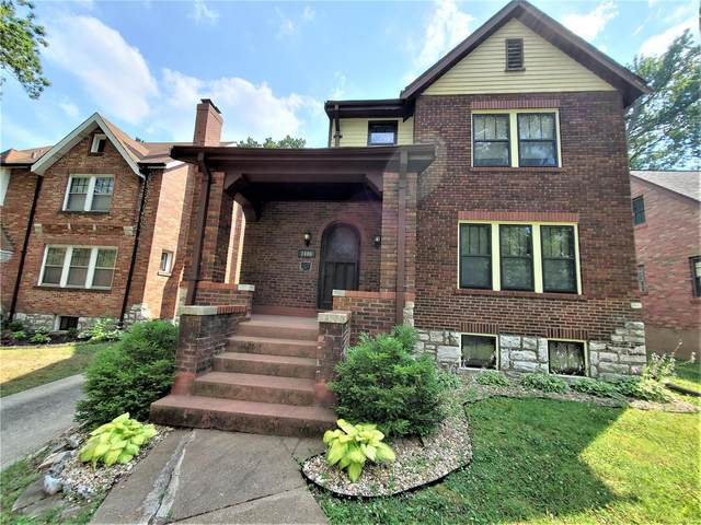 7406 Winchester, St Louis, MO 63121 (#21047505) :: Clarity Street Realty